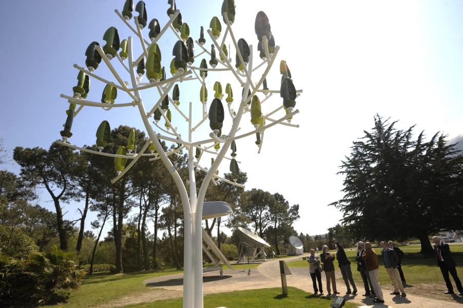 urban green energy  - wind tree 1