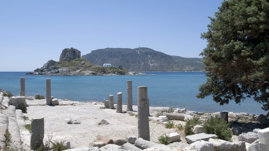 med cruise dodecanese