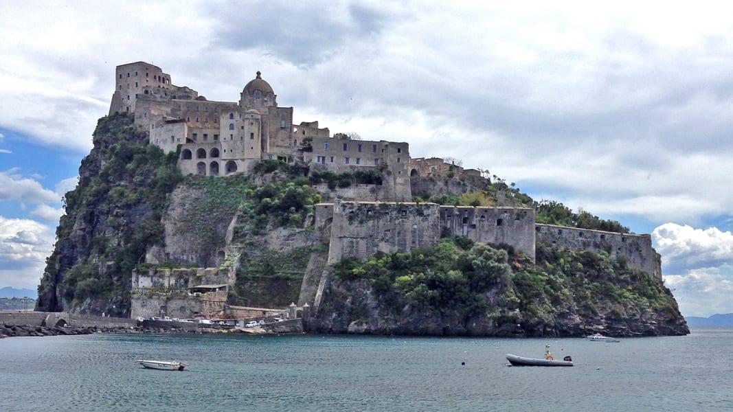 med cruise ischia