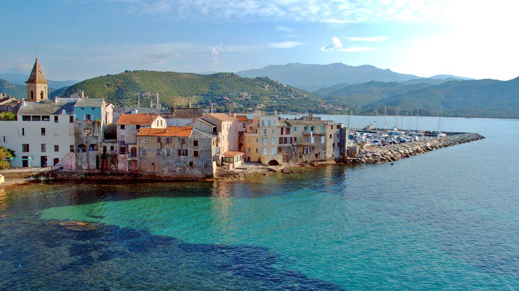 med cruise corsica