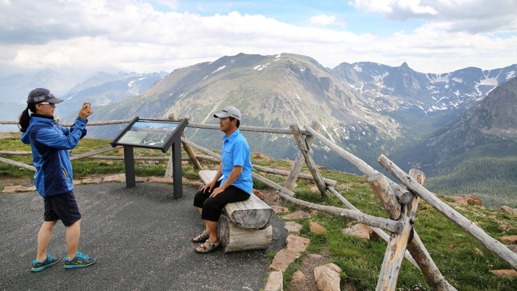 rocky mountain national park RESTRICTED