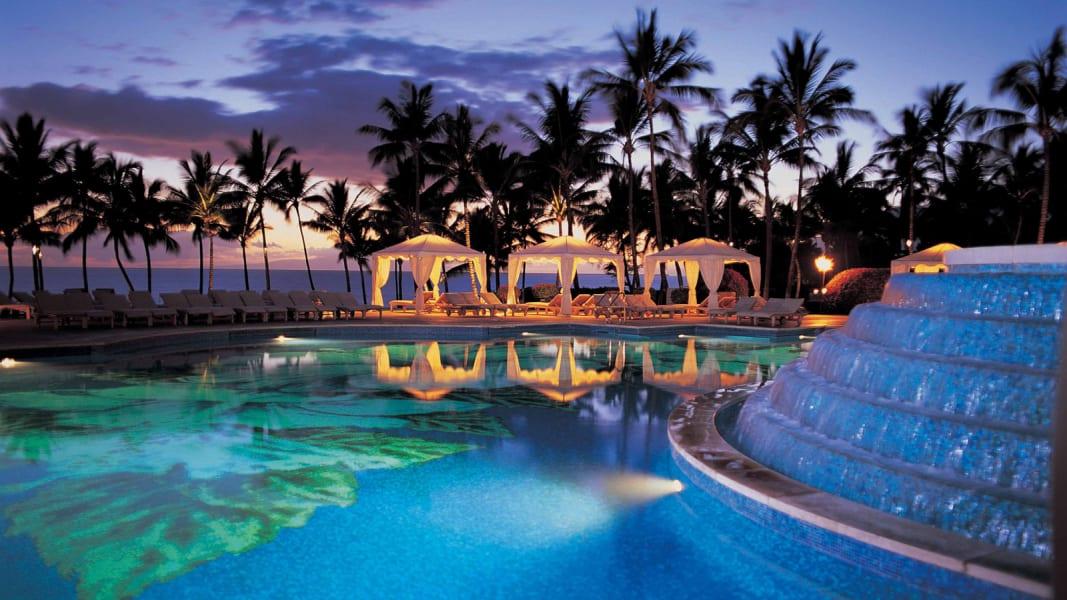 hotel pool grand wailea