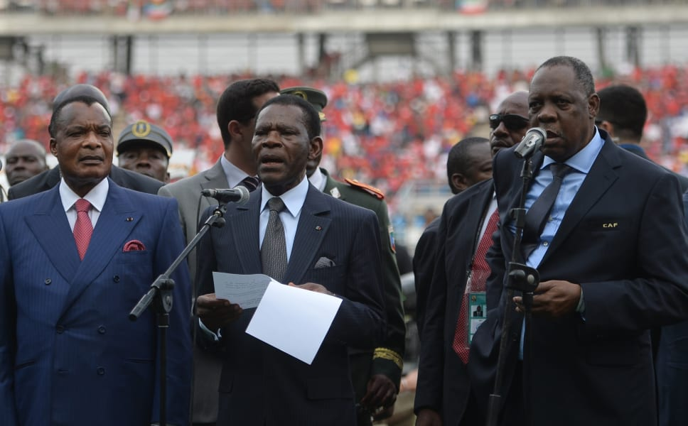 african cup of nations president