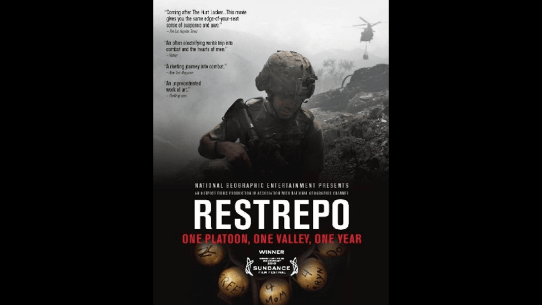 12 Movies Iraq Afghanistan wars