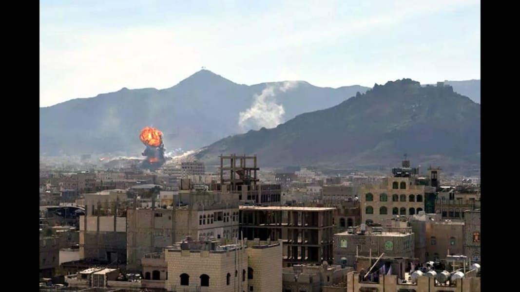 09 yemen unrest 0120 RESTRICTED