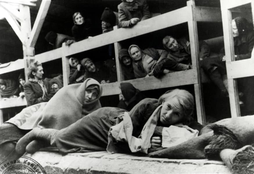 06 auschwitz liberation - RESTRICTED