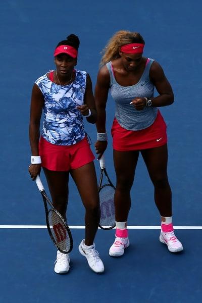 Venus, Serena together