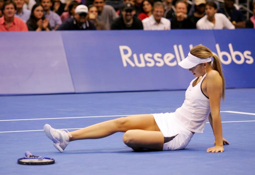 Sharapova year end