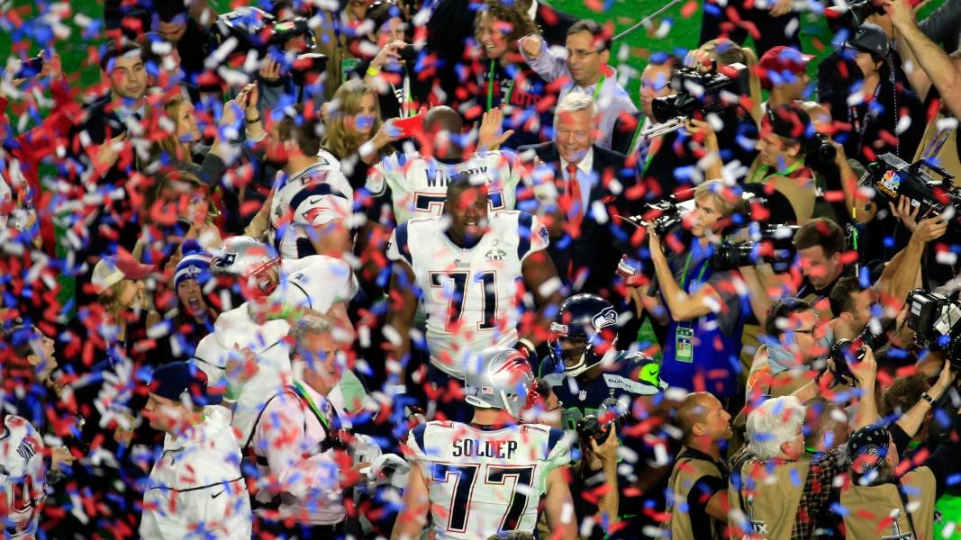 45 Super Bowl XLIX