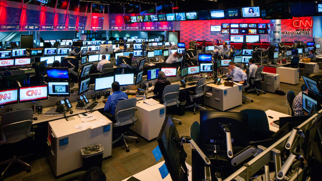 01 CNN Newsroom FILE