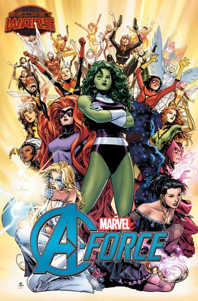 a force avengers