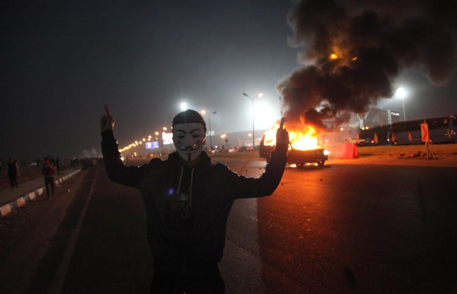 Egypt soccer violence2