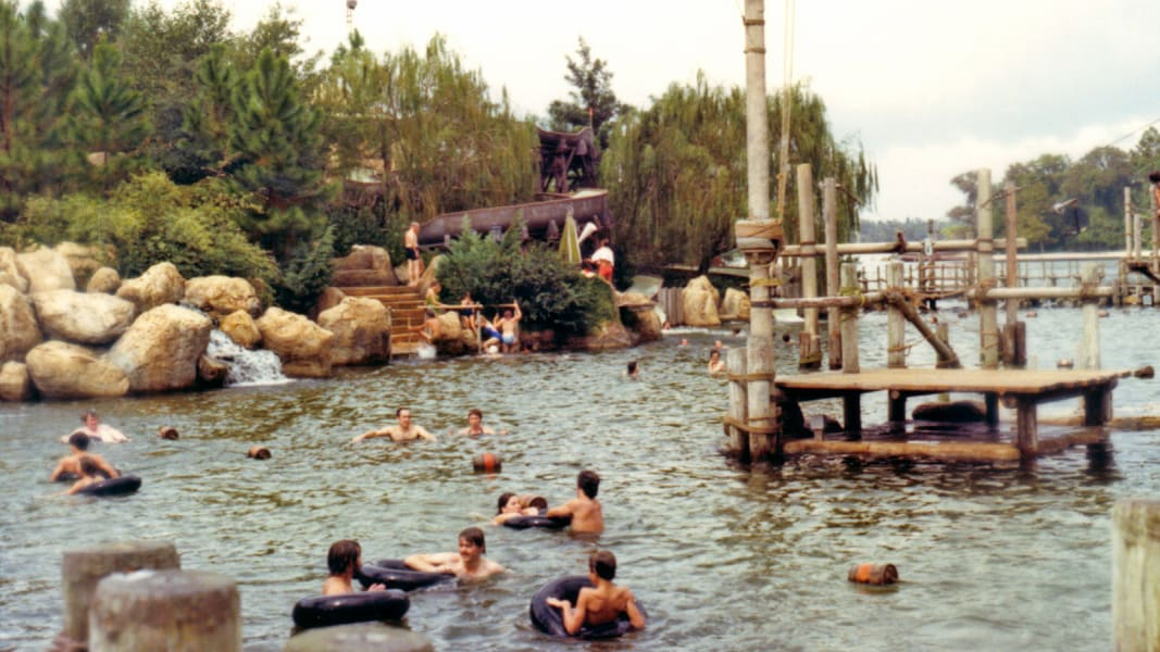 attractions disney world river country