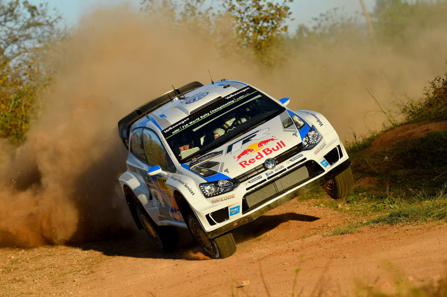 ogier tz car 1