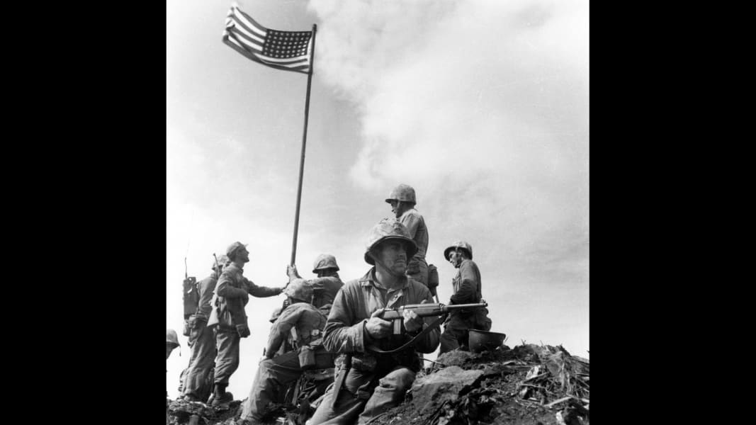 01 cnnphotos iwo jima RESTRICTED