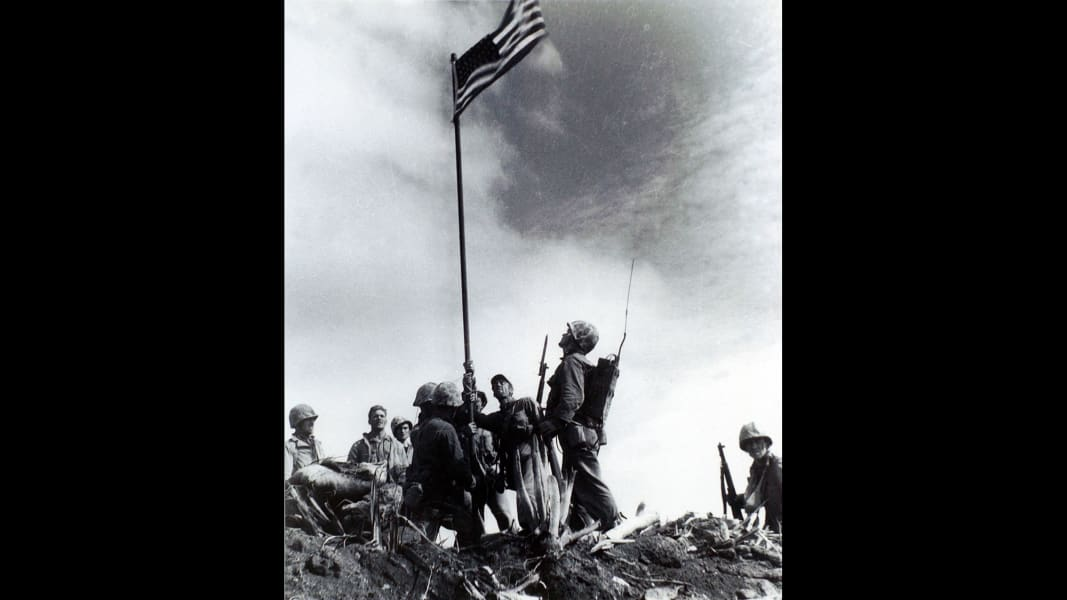 02 cnnphotos iwo jima RESTRICTED