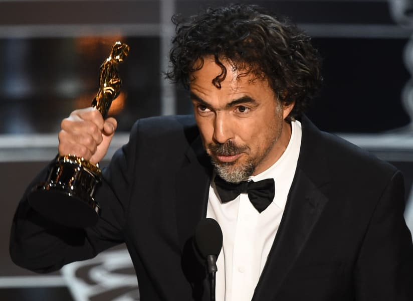 oscar winner birdman alejandro gonzalez inarritu director