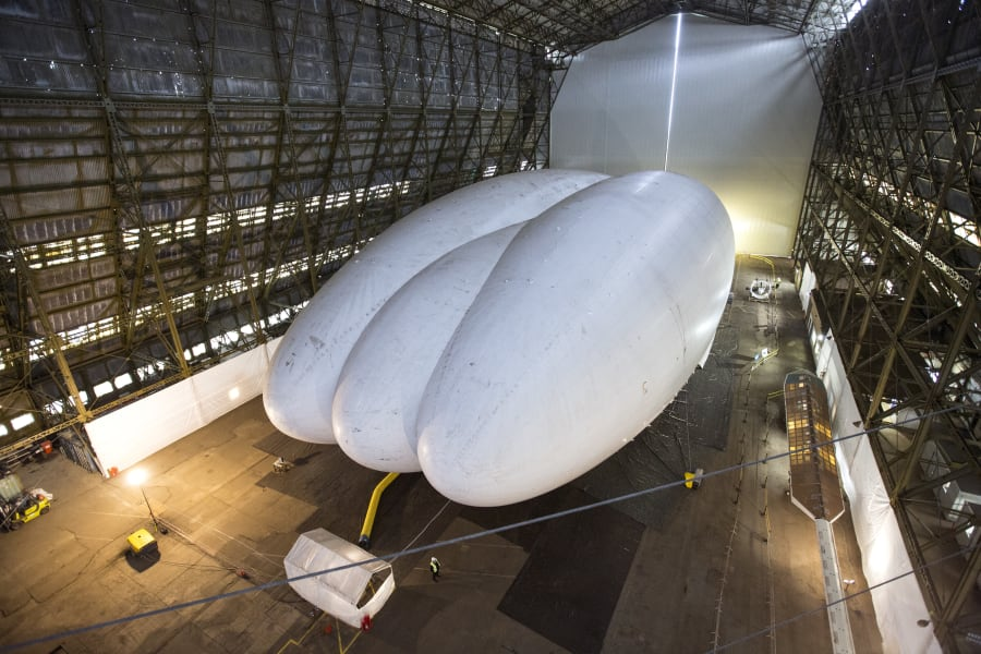 airlander rear view
