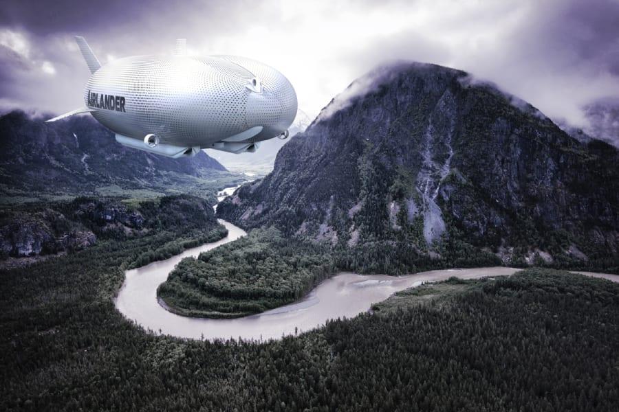 airlander concept illustration