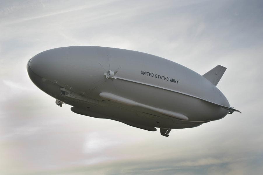 u.s. army airlander airship