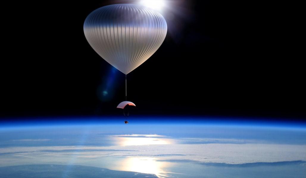 space ballon 6