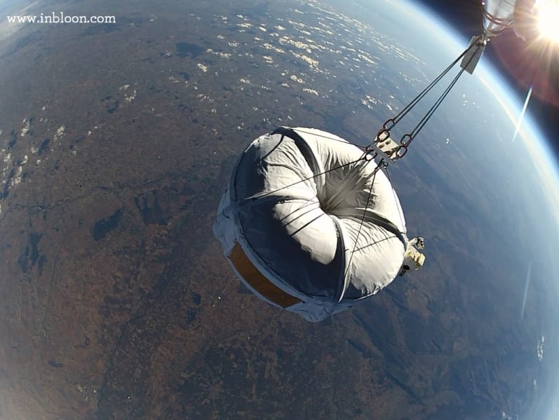space baloon 11