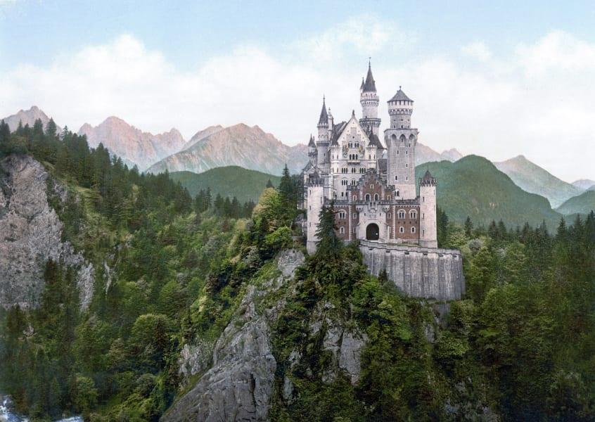 01 castle Neuschwanstein
