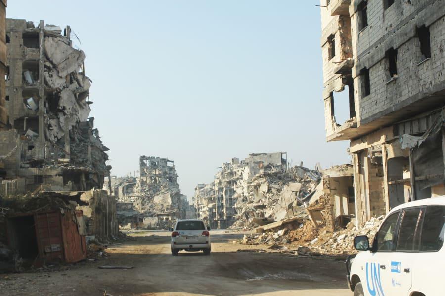 IYW Syrian Refugees Unicef 4