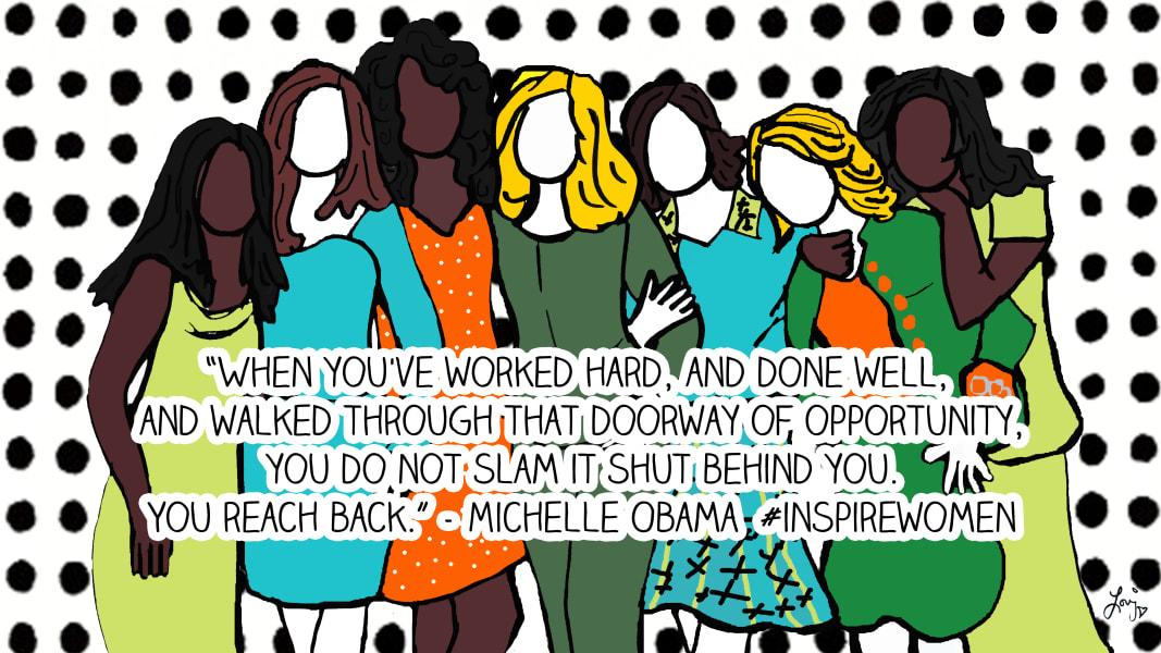 IWD Michelle Obama