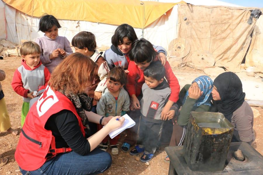IYW Syrian Refugees
