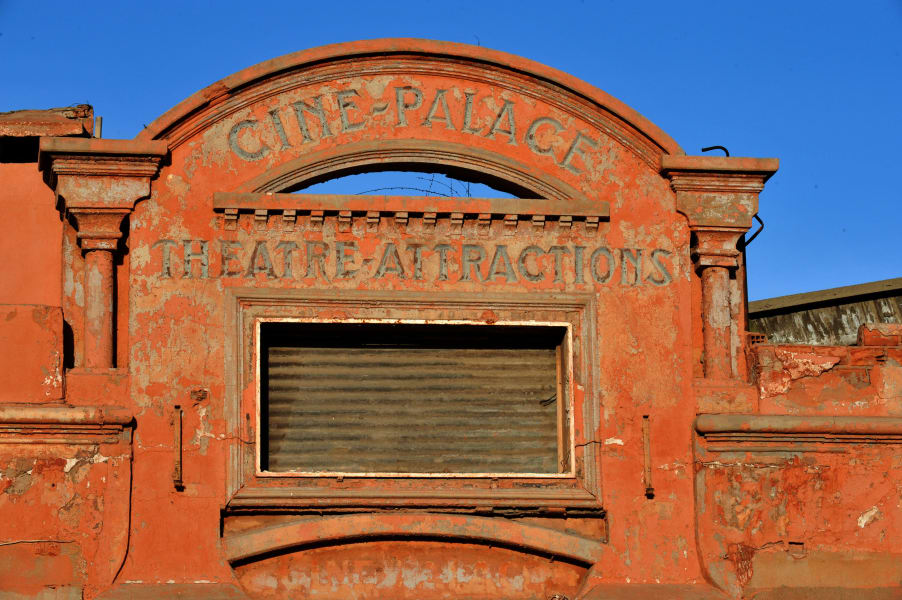 Cine Palace Theatre Attractions Marrakech ABDELHAK SENNA AFP Getty Images