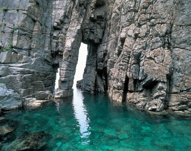 beautiful japan Sotomo Arch