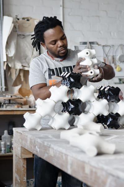 MAKING AFRICA EXHIBIT Andile Dyalvane 2011 Imiso Ceramics Courtesy Southern Guild and Imiso