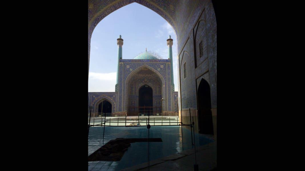 Pleitgen Esfahan 1