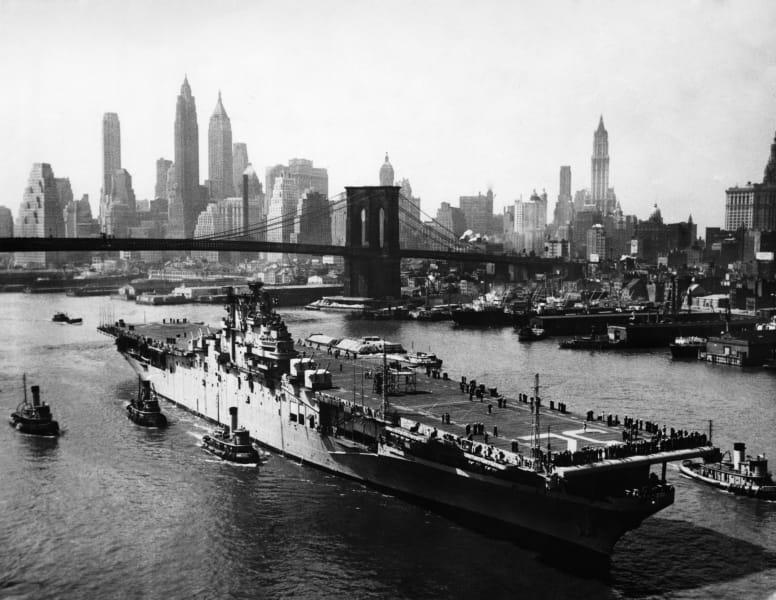 uss leyte brooklyn navy yard