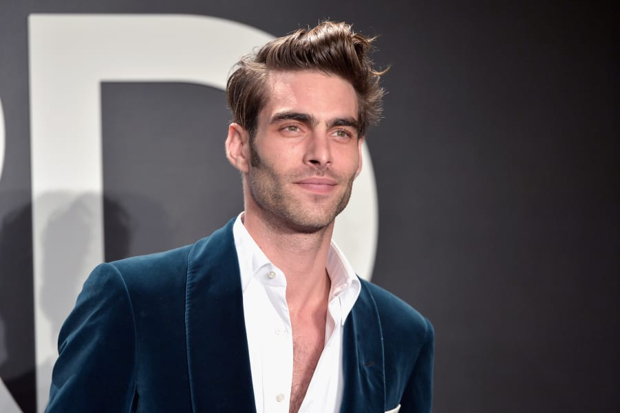 Jon Kortajarena male model