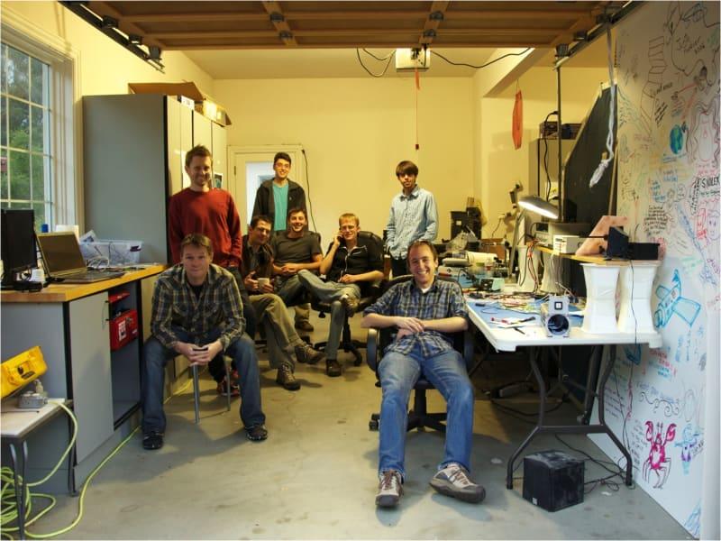 Team-In-Garage