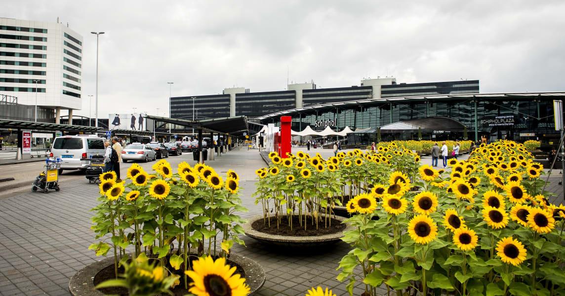 schiphol airport