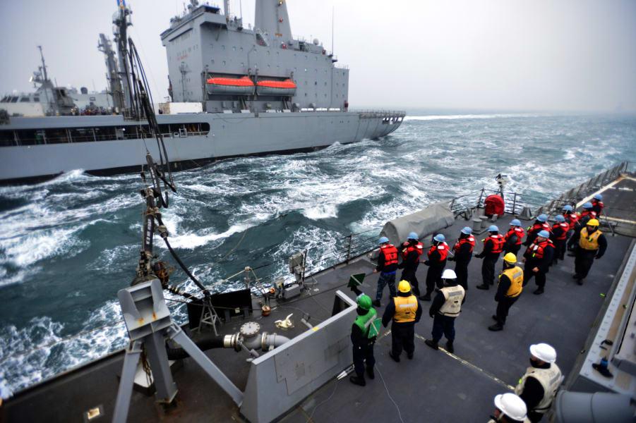 us korea military drill