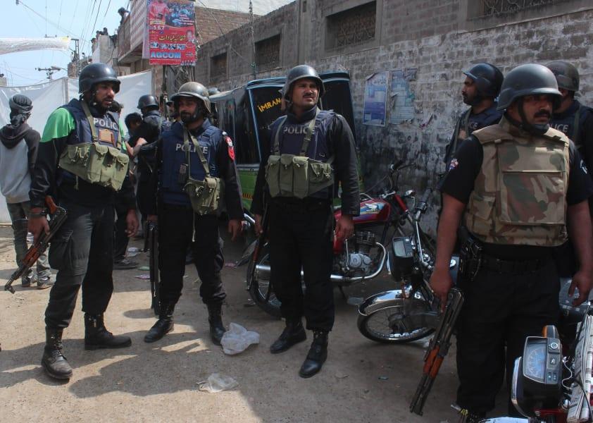 09 pakistan bombings - RESTRICTED