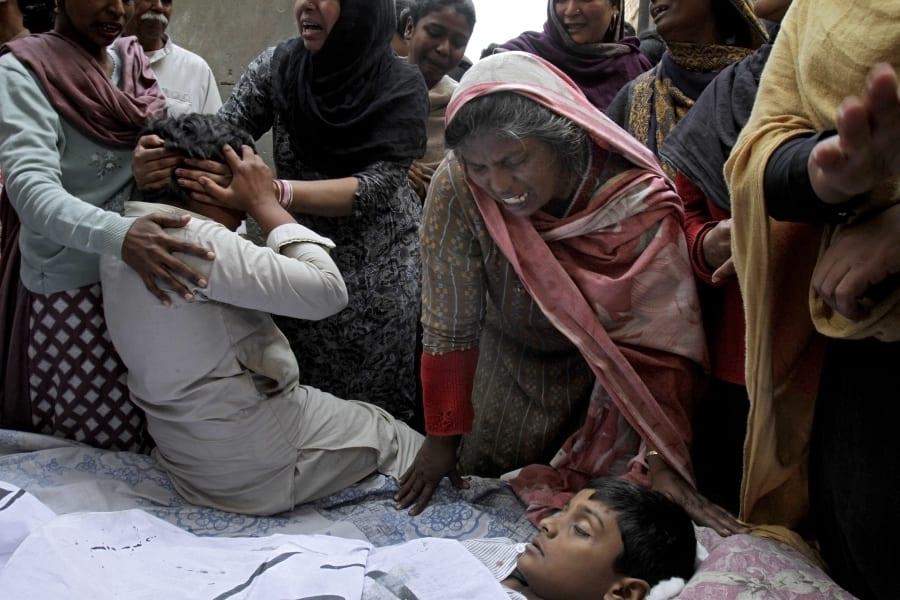 10 pakistan bombing