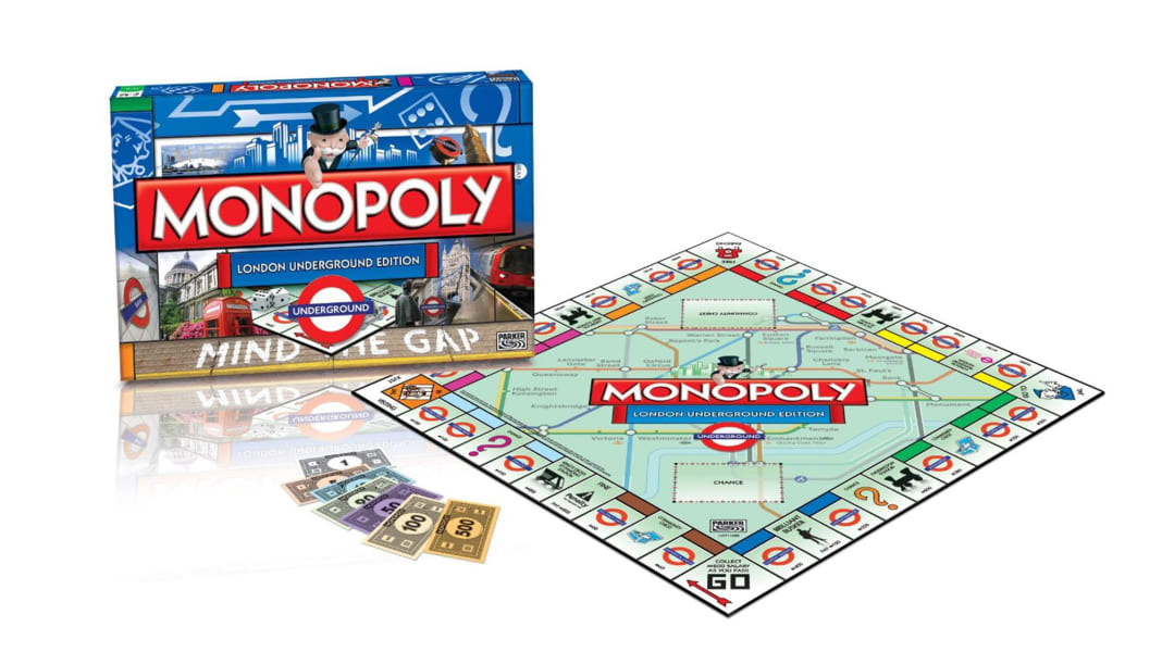 02 Monopoly versions