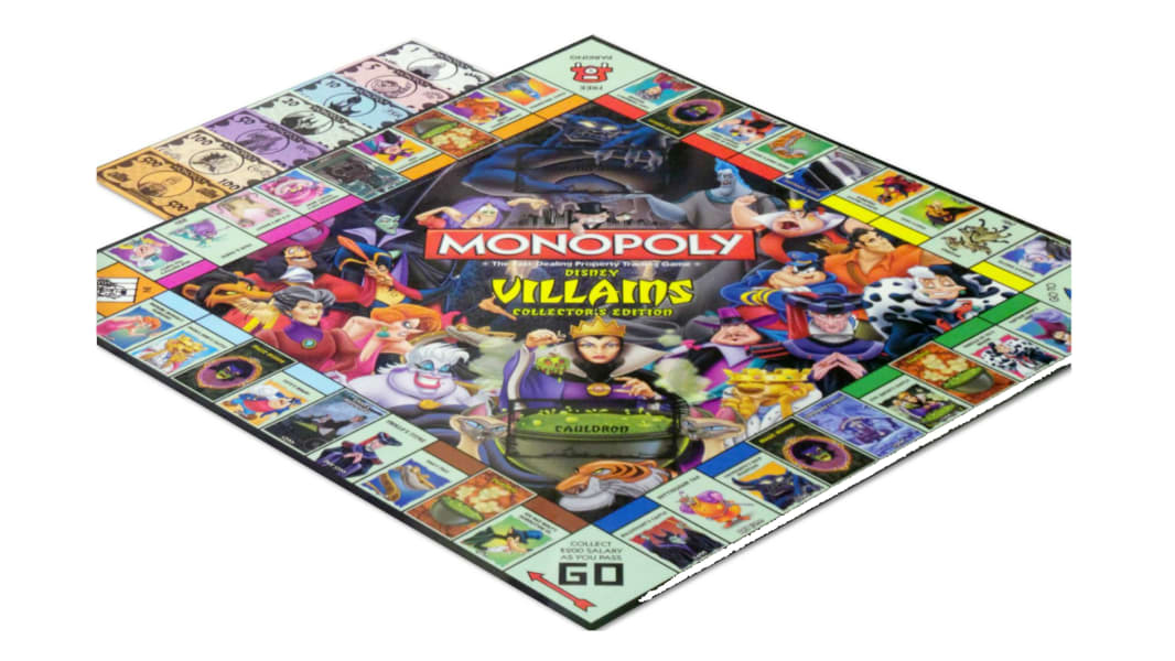 03 Monopoly versions