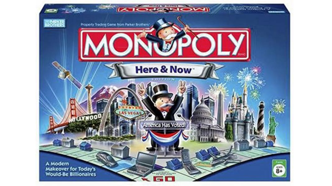11 Monopoly versions