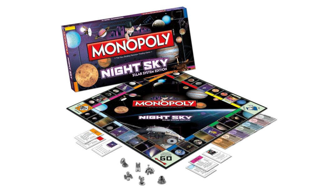 12 Monopoly versions