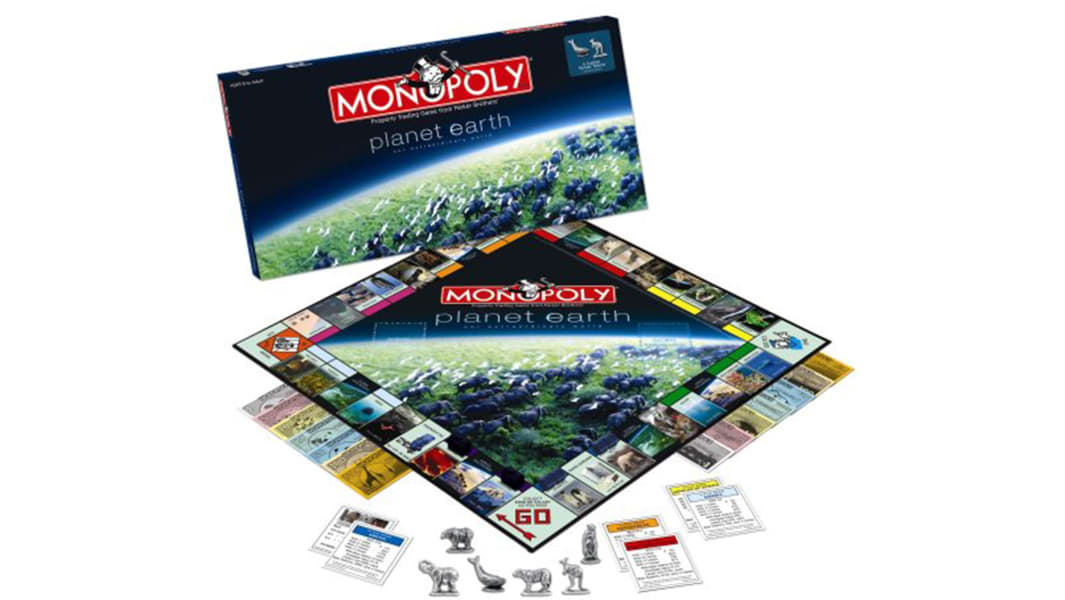13 Monopoly versions