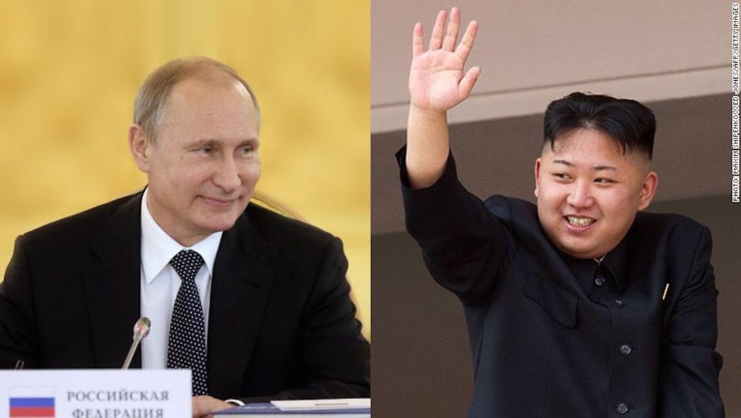 Putin Kim