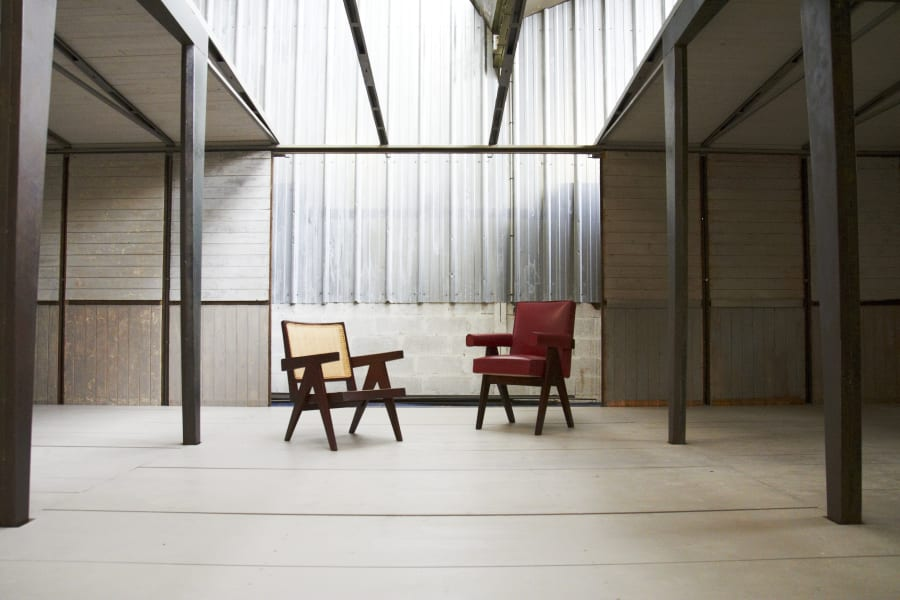 design shanghai bally jean prouve house