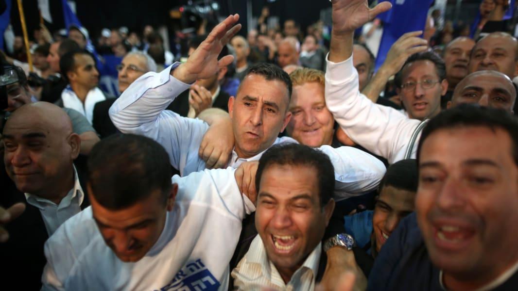 12 israel votes