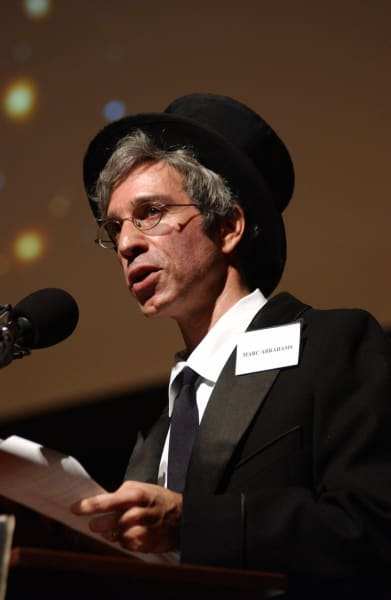Ig Nobel Marc Abrahams ceremony